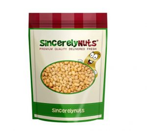 soy nuts nutrition