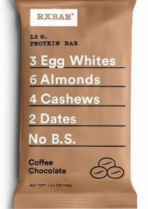 RXBARS Reviews–Coffee Chocolate